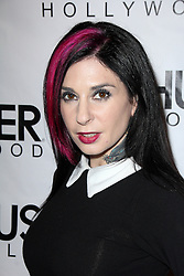 Joanna Angel, at the Hustler Hollywood Grand Opening, Hustler Hollywood, CA 04-09-16. EXPA Pictures © 2016, PhotoCredit: EXPA/ Photoshot/ Martin Sloan<br /> <br /> *****ATTENTION - for AUT, SLO, CRO, SRB, BIH, MAZ, SUI only*****