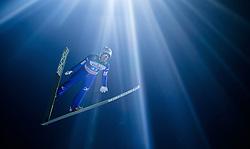 06.01.2015, Paul Ausserleitner Schanze, Bischofshofen, AUT, FIS Ski Sprung Weltcup, 63. Vierschanzentournee, Finale, im Bild Junshiro Kobayashi (JPN) // Junshiro Kobayashi of Japan during Final Jump of 63rd Four Hills <br /> Tournament of FIS Ski Jumping World Cup at the Paul Ausserleitner Schanze, Bischofshofen, Austria on 2015/01/06. EXPA Pictures © 2015, PhotoCredit: EXPA/ JFK