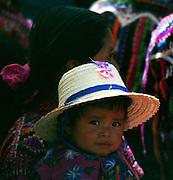 Solola fiesta, Guatemala, central America