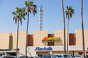 Ashley Furniture and Marshalls at Eastland Shopping Center
