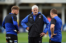 Bath Director of Rugby Todd Blackadder looks on during the pre-match warm-up - Mandatory byline: Patrick Khachfe/JMP - 07966 386802 - 13/10/2018 - RUGBY UNION - The Recreation Ground - Bath, England - Bath Rugby v Toulouse - Heineken Champions Cup