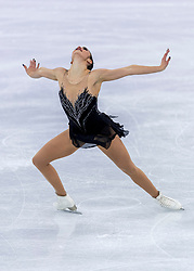 GANGNEUNG, SOUTH KOREA - FEBRUARY 23: Kaetlyn Osmond of Canada competes during the Figure Skating Ladies Free program on day fourteen of the PyeongChang 2018 Winter Olympic Games at Gangneung Ice Arena on February 23, 2018 in Gangneung, South Korea. Photo by Ronald Hoogendoorn / Sportida