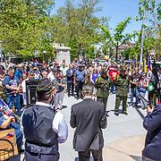 The Van Nest Memorial Day Ceremony