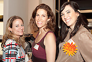 Alissa Zito, Director, Marketing and Communications, Jenni Luke, Executive Director of Step Up Women's Network, and Brady Hahn, Program Manager of Step Up Women's Network