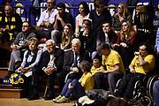 Sandro Gamba Giancarlo Caselli<br /> FIAT Torino - MIA-Red October Cantù<br /> Lega Basket Serie A 2016-2017<br /> Torino 26/03/2017<br /> Foto Ciamillo-Castoria/M.Matta