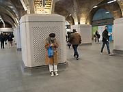 London, Bridge station,  10 March 2020