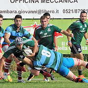 20160604 Rugby : Italia Emergenti vs CRAR