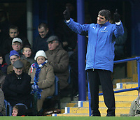 Photo: Lee Earle/Sportsbeat Images.<br /> Portsmouth v Tottenham Hotspur. The FA Barclays Premiership. 15/12/2007. Tottenham manager Juande Ramos.
