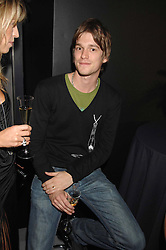 JESSE WOOD at a party to launch a new collection of jewellery by Stephen Webster for De Beers entitles 'Burning Rocks' held at The Bloomsbury Ballroom, Bloomsbury Square, London WC1 on 26th June 2007.<br />