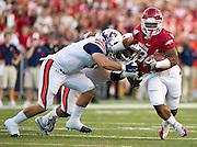 Arkansas vs. Auburn NCAA college football 2011