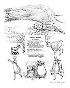 County Songs. IX. Dorset. (Illustrated poem)