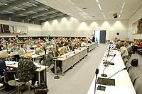 26 JUN 2003, BERLIN/GERMANY:<br /> uebersicht Sitzungssaal, Oeffentliche Anhoerung des Bundestagsausschusses fuer Gesundheit und Soziale Sicherung, SPD Fraktionssaal, Deutscher Bundestag<br /> IMAGE: 20030626-01-013<br /> KEYWORDS: Öffentliche Anhörung, Sitzung, Übersicht