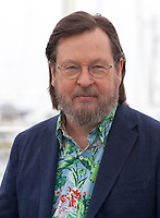 Director Lars Von Trier at the The House That Jack Built film photo call at the 71st Cannes Film Festival, Monday 14th May 2018, Cannes, France. Photo credit: Doreen Kennedy
