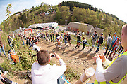 UCI World Cup XC round 2 at Houffalize in the Belgian Ardennes is always well attended, and this year's event tacked on four cross for good measure.