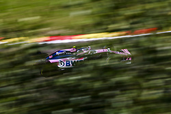 August 30, 2019, Spa-Francorchamps, Belgium: Motorsports: FIA Formula One World Championship 2019, Grand Prix of Belgium, ..#18 Lance Stroll (CAN, Racing Point F1 Team) (Credit Image: © Hoch Zwei via ZUMA Wire)