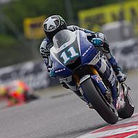 2011 MotoGP World Championship, Round 5, Catalunya, Spain, 5 June 2011, Ben Spies