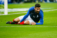 France's Olivier Giroud during the International Friendly Game football match between France and Colombia on march 23, 2018 at Stade de France in Saint-Denis, France - Photo Geoffroy Van Der Hasselt / ProSportsImages / DPPI