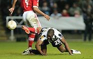 Newcastle United v Benfica 110413