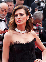 Nieves Alvarez at the Yomeddine gala screening at the 71st Cannes Film Festival, Wednesday 9th May 2018, Cannes, France. Photo credit: Doreen Kennedy