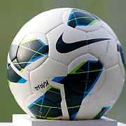 The Ball seen during their Turkish superleague soccer match Kasimpasa between Gaziantepspor at the Recep Tayyip Erdogan stadium in Istanbul Turkey on Saturday 15 September 2012. Photo by TURKPIX