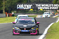 #22 Chris Smiley BTC Racing Honda Civic Type R FK8  during BTCC Rounds 13,14 and 15 at Oulton Park, Little Budworth, Cheshire, United Kingdom. June 29 2019. World Copyright Peter Taylor/PSP. Copy of publication required for printed pictures.