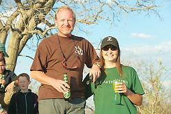 Matt Green & Michelle Thorn