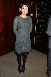 SADIE FROST at a dinner hosted by Liberatum to honour Francis Ford Coppola held at the Bulgari Hotel & Residences, 171 Knightsbridge, London on 17th November 2014.