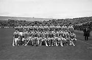 01/09/1968<br /> 09/01/1968<br /> 1 September 1968<br /> All-Ireland Minor Hurling Final: Cork v Wexford at Croke Park, Dublin.<br /> The Wexford team who beat Cork in the All-Ireland Hurling Final.