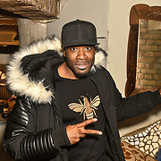 D-Jukes attend The Bachelor UK 2019 launch night - The girls private screening on Channel 5 at Beach Blanket Babylon on 4 March 2019, London, UK