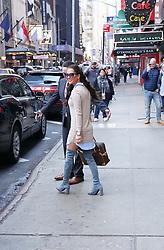 Jessica Mulroney is seen leaving ABC Studios. . 24 Feb 2020 Pictured: Jessica Mulroney, ABC Studios. Photo credit: Joe Russo / MEGA TheMegaAgency.com +1 888 505 6342