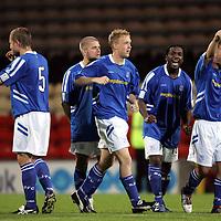 St Johnstone FC August 2005