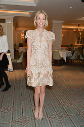 The HON.SOPHIA HESKETH at the launch of Mrs Alice in Her Palace - a fashion retail website, held at Fortnum & Mason, Piccadilly, London on 27th March 2014.