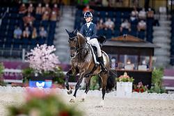 Ramel Juliette, SWE, Buriel KH, 169<br /> Olympic Games Tokyo 2021<br /> © Hippo Foto - Dirk Caremans<br /> 25/07/2021