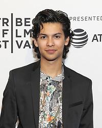 April 24, 2018 - New York, NY, U.S - XOLO MARIDUENA at the Tribeca Film Festival red carpet arrivals in New York City on April 24, 2018 (Credit Image: © Michael Brochstein via ZUMA Wire)