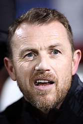 Derby County manager Gary Rowett during the Sky Bet Championship match at Loftus Road, London.