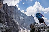 ITALY: Dolomites: Civetta, Pelmo: Alleghe