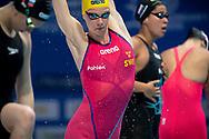 Hansson Louise SWE<br /> Swimming - 50m butterfly women preliminaries <br /> XXXV LEN European Aquatic Championships<br /> Duna Arena<br /> Budapest  - Hungary  22/5/2021<br /> Photo Giorgio Perottino / Deepbluemedia / Insidefoto