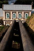 Juiz de Fora_MG, Brasil...Primeira Usina Hidreletrica da America do Sul. Usina de Marmelos...The first hydroelectricity power station in the South America. Marmelos plant...Foto: LEO DRUMOND / NITRO.