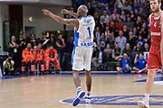 DESCRIZIONE : Eurolega Euroleague 2015/16 Group D Dinamo Banco di Sardegna Sassari - Brose Basket Bamberg<br /> GIOCATORE : Brenton Petway The Arrow<br /> CATEGORIA : Ritratto Esultanza<br /> SQUADRA : Dinamo Banco di Sardegna Sassari<br /> EVENTO : Eurolega Euroleague 2015/2016<br /> GARA : Dinamo Banco di Sardegna Sassari - Brose Basket Bamberg<br /> DATA : 13/11/2015<br /> SPORT : Pallacanestro <br /> AUTORE : Agenzia Ciamillo-Castoria/L.Canu