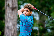 20-07-2019 Pictures of the final day of the Zwitserleven Dutch Junior Open at the Toxandria Golf Club in The Netherlands.<br /> SEPERS, Johan