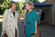 TESSA JOWELL; SARAH SANDS, Party  to celebrate Julia Peyton-Jones's  25 years at the Serpentine. London. 20 June 2016