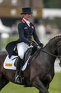 ANNIE CLOVER ridden by Nicola Wilson at Bramham International Horse Trials 2016 at Bramham Park, Bramham, United Kingdom on 10 June 2016. Photo by Mark P Doherty.