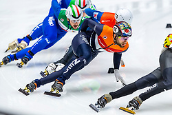 13-01-2019 NED: ISU European Short Track Championships 2019 day 3, Dordrecht<br /> Daan Breeuwsma #65 NED