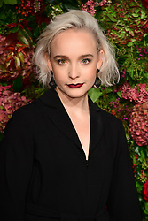 Olivia Vinall attending the Evening Standard Theatre Awards 2018 at the Theatre Royal, Drury Lane in Covent Garden, London