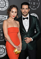 Cara Santana and Jesse Metcalfe attend the Art Of Elysium's 11th Annual Celebration - Heaven on January 6, 2018 in Santa Monica, California. Photo by Lionel Hahn/ABACAPRESS.COM
