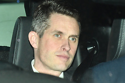 © Licensed to London News Pictures. 12/03/2019. London, UK. GAVIN WILLIAMSON is seen leaving the Houses of Parliament in Westminster After MPs voted on the Brexit deal. Parliament is expected to reject the Prime Ministers deal, with suggestions that there could be attempts to remove the PM if there is any delay to Brexit. Photo credit: Ben Cawthra/LNP