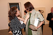MERCEDES ZOBEL; DEBORAH CHANDE, Artists for Women for Women International, A PRIVATE VIEW AND LAUNCH RECEPTION OF LEADING CONTEMPORARY ARTISTS WHO HAVE DONATED WORKS TO BE AUCTIONED AT CHRISTIEÕS POST-WAR AND CONTEMPORARY SALE TO BENEFIT WOMEN FOR WOMEN INTERNATIONAL. Gagosian Gallery. Britannia St. London. 27 September 2011. <br /> <br />  , -DO NOT ARCHIVE-© Copyright Photograph by Dafydd Jones. 248 Clapham Rd. London SW9 0PZ. Tel 0207 820 0771. www.dafjones.com.<br /> MERCEDES ZOBEL; DEBORAH CHANDE, Artists for Women for Women International, A PRIVATE VIEW AND LAUNCH RECEPTION OF LEADING CONTEMPORARY ARTISTS WHO HAVE DONATED WORKS TO BE AUCTIONED AT CHRISTIE'S POST-WAR AND CONTEMPORARY SALE TO BENEFIT WOMEN FOR WOMEN INTERNATIONAL. Gagosian Gallery. Britannia St. London. 27 September 2011. <br /> <br />  , -DO NOT ARCHIVE-© Copyright Photograph by Dafydd Jones. 248 Clapham Rd. London SW9 0PZ. Tel 0207 820 0771. www.dafjones.com.