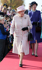 Royal visit to Newmarket - 3 Nov 2016