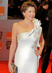 ©London News Pictures. 13/02/2011. Actress Annette Bening Arriving at BAFTA Awards Ceremony Royal Opera House Covent Garden London on 13/02/2011. Photo credit should read: Peter Webb/London News Pictures