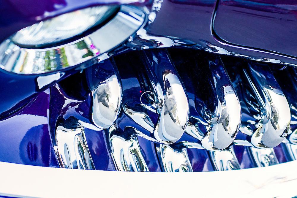 Mercury, 1951, 1953 Desoto Grill, grille teeth, Bardstown, KY